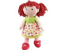 Haba Puppe Liese 302110 30cm Stoffpuppe Rote Haare Neu & Ovp