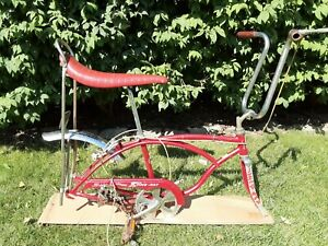 1970s Shwinn Stingray Vintage Bicycle All Original