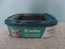1 Wellap Cat Litter Disposal System Refill Compatible with Genie New!