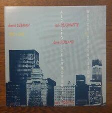 LIEBMAN TRIO + ONE  DeJOHNETTE HOLLAND LP Owl Records 051 FRANCE jazz vinyl