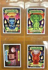 Garbage Pail Kids GPK 2019 NYCC Exclusive Card Set of 4 Tiki Set with Adam Bomb