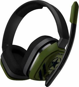 ASTRO Gaming A10 Call of Duty Edition Wired Headset Compatible with PS XBOX PC