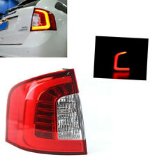 For Ford Edge Red LED Rear Taillight Assembly Tail Lamps 2011 2012 2013 2014 DNN