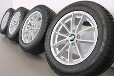 Original BMW X3 F25 X4 F26 17 Zoll Alufelgen Styling 304 Winterräder RDK RFT E2