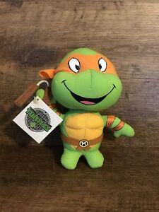 TMNT Teenage Mutant Ninja Turtles Plush - Michelangelo Comic Images