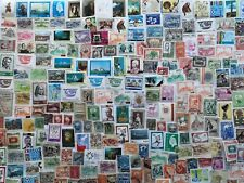500 Different Peru Stamps Collection