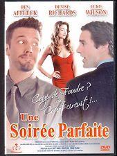 DVD Une Soirée parfaite   Ben Affleck   Comedie   Lemaus