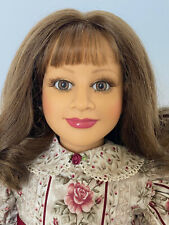 """Madeleine ~ rare, all-Denver 23"""" My Twinn doll with outfit"""