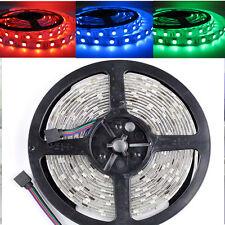 Housing Light 5M 30leds/M 5050 RGB SMD Flexible150Led Waterproof Strip NEW