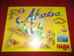 HABA® 4228 Brettspiel Akaba NEU OVP