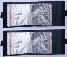 2 x BZS 15 pocket sea fishing wallet rigs beach rig storage brand new