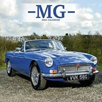 MG 2021 Wall Calendar NEU