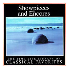 Showpieces And Encores (The Time-Life Library Of Classical Favorites) (2 CDs)