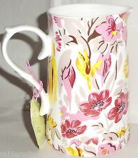 Gracie China Chintz Collection Pitcher/Creamer ~ NWT - Floral Pattern