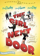 THE GIRL NEXT DOOR DVD (1953) June Haver Dan Dailey Dennis Day NEW