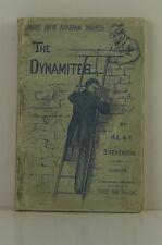 ROBERT LOUIS STEVENSON The Dynamiter -- More New Arabian Nights FIRST EDITION