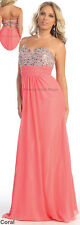 SALE !! WINTER FORMAL PROM DRESS LONG CRUISE EVENING BRIDESMAIDS GOWN UNDER $100