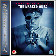 PARANORMAL ACTIVITY - THE MARKED ONES  **BRAND NEW DVD***