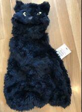 Nwt Pottery Barn Kids Black Kitty Cat Kitten Costume Size 4/5/6, 4-6