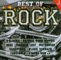 BEST OF ROCK 2 CD MIT NAZARETH UVM NEU