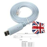 Ftdi USB TO RJ45 Serial Console Cable Express Net Routers Cable For Cisco Router