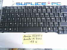 fujitsu siemens amilo M7400 clavier azerty Francais Noir Origine