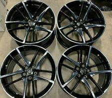 Four 2020 2021 Toyota Supra Factory 19 Wheels Oem Rims 19x9 19x10