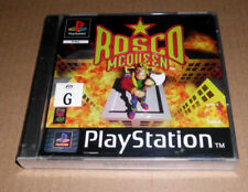 PS1 PS ONE PLAYSTATION NEW OLD STOCK STILL SEALED ROSCO MCQUEEN PAL PS2 PS3 NOS