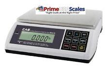 CAS ED-15 Digital Bench & Counter Scale, 0~6 x 0.002 lbs/6~15 x 0.005 lbs