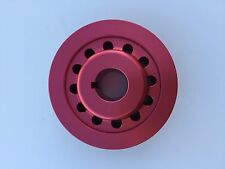 1320 Performance supercharger pulley TRD 3.4L Toyota 5VZ-FE 5VZ 2.1 inches RED