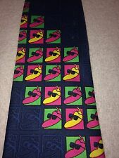ANCHOR CUSTOM MENS TIE 3.75 X 58 CHILI PEPPERS WEARING SUNGLASSES NWOT