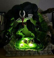 Venom Ex Statue Sculpture Art / Nt XM Sideshow Prime 1 / Marvel Comics / 1 of 20