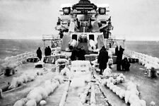 WORLD WAR II ARCTIC CONVOYS - 20 PHOTOGRAPHS - HMS BELFAST, ICELAND, ROYAL NAVY
