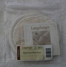 Longaberger Coaster Hot Pad 28076