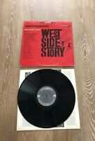 West Side Story Soundtrack LP Vinyl Record Original Vintage Album 1960