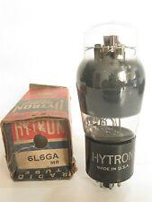 One 1948 Sylvania/Hytron 6L6GA tube - Hickok TV7B tested @ 44, min:25