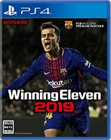 Winning Eleven 2019 - PS4 Japan