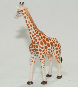 GIRAFFE Replica Toy (Small) Zoo Animal Figurine Model Wild
