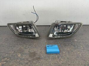 1999-2004 Honda Odyssey OEM Left & Right Fog Lights with Brackets   #880