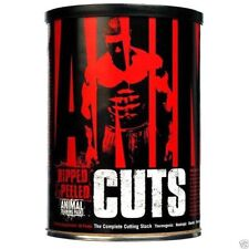 UNIVERSAL NUTRITION ANIMAL CUTS 42 PACKS UK FORMULA