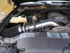 """4"""" 99-06 V8 Cold Air Intake Induction Filter fits Chevrolet 4.8L/5.3L/6.0L Black"""