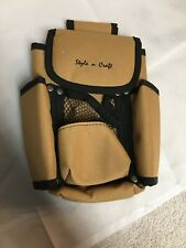 Style n Craft 76023 4 Pocket Tool Belt Pouch NEW!!