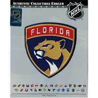 NHL Florida Panthers Team Logo Official Game Jersey Patch 2016