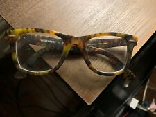 Ray Ban RX 5121 50 2291 Light Havana Brown WAYFARER eye glasses frames