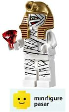 scd010 Lego Scooby Doo 75900 - Mummy / Dr. Najib Minifigure w Diamond - New