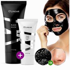 NEW Mascarilla negra para la cara los puntos negros remover espinillas el acne