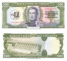 Uruguay 0.50 Nuevo ND (1975) P-54 Billetes Unc