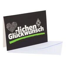 """Borussia Mönchengladbach Geburtstagskarte """"Herz"""""""