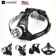 VANDER 10000LM LED Headlamp Headlight Head Lamp Head LightWork Light