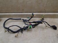 HONDA 700 VT SHADOW VT700-C Good OEM Main Wire Harness 1987 HB544